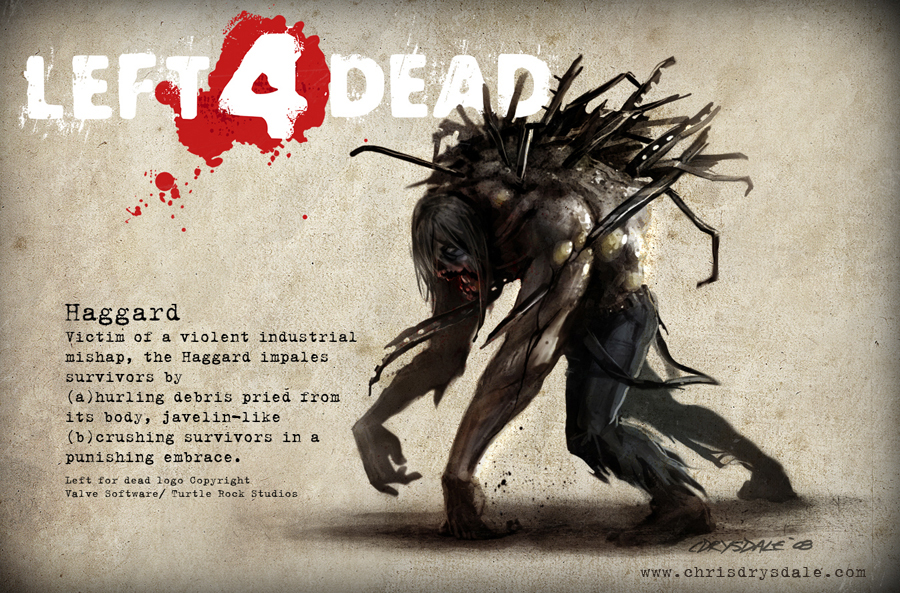 saint tattoo knoxville: l4d3 special infected